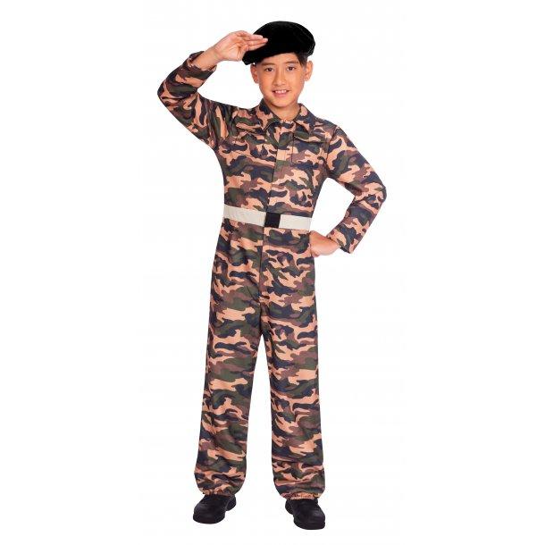 CAMO SOLDIER, 4-6 ÅR